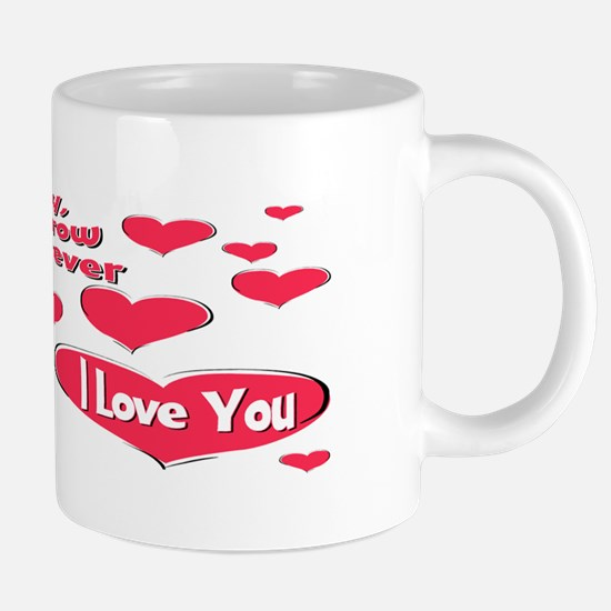 3x8_TODAY_LOVE_1.png 20 oz Ceramic Mega Mug
