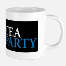 Libertea Party Wrap CP Mug. 20 oz Ceramic Mega Mug