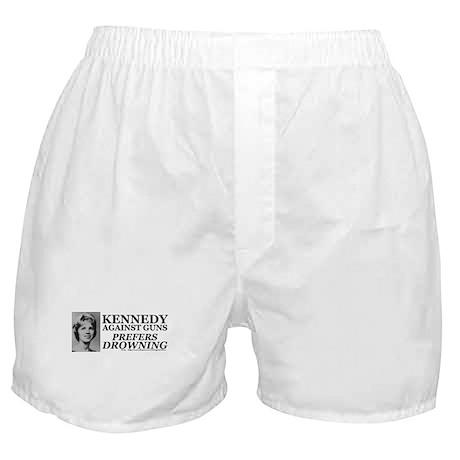 Kennedy Against Guns Boxer Shorts