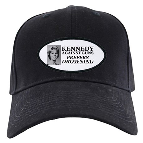 Kennedy Against Guns Black Cap