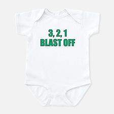 Blast Off Infant Bodysuit