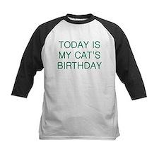 Cat's Birthday Tee