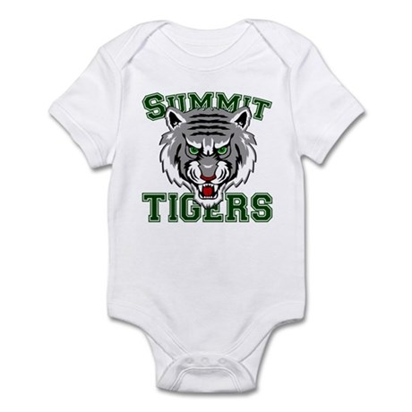 Summit Tigers Infant Bodysuit