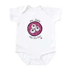 my little cha siu bao infant bodysuit
