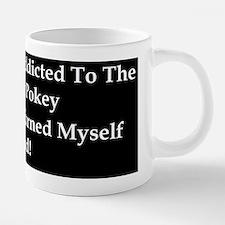 Hokey Pokey dark 20 oz Ceramic Mega Mug
