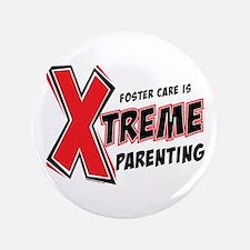 """Xtreme Parenting 3.5"""" Button"""