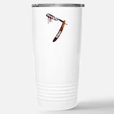 Straight Razor Travel Mug