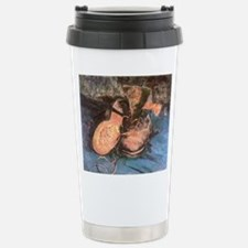 Van Gogh Pair of Shoes Travel Mug