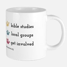 Have a Cup of Tea with the  20 oz Ceramic Mega Mug