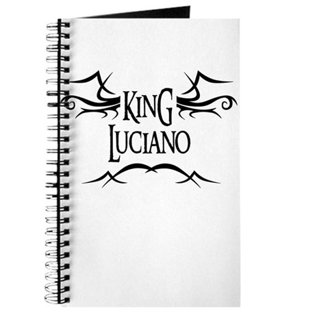 King Luciano Journal