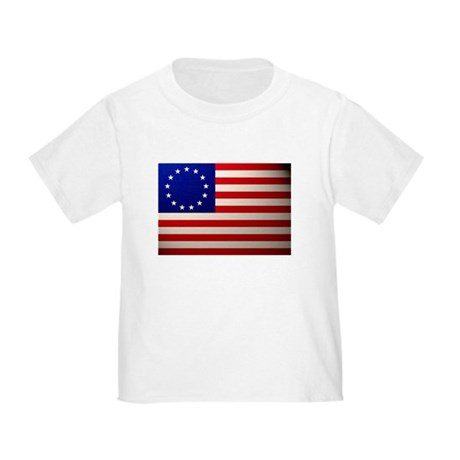 Betsy Ross Flag Toddler T-Shirt