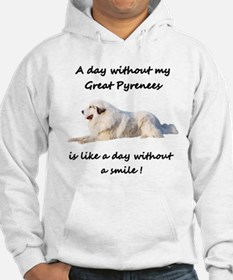 Without my Great Pyrenees Hoodie