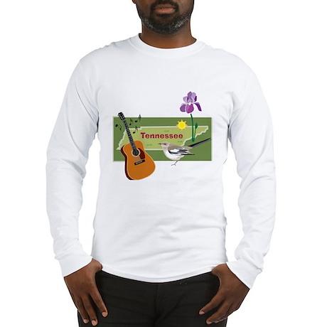 TennesseeMap Long Sleeve T-Shirt