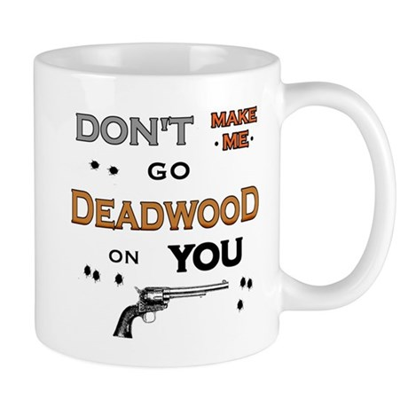 Deadwood Mug