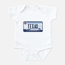 Texas Infant Bodysuit