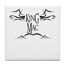 King Mac Tile Coaster