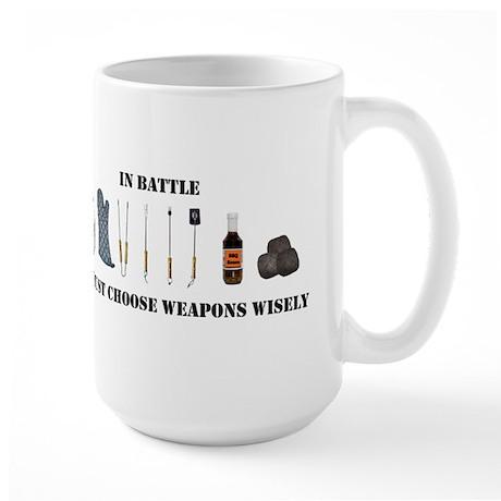 Grill Wars Large Mug