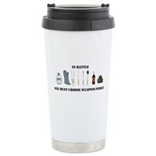 Grill Wars Travel Mug