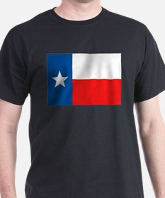 Flag of Texas T-Shirt