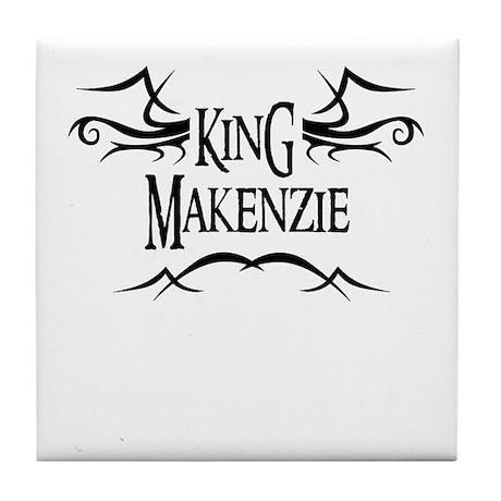King Makenzie Tile Coaster