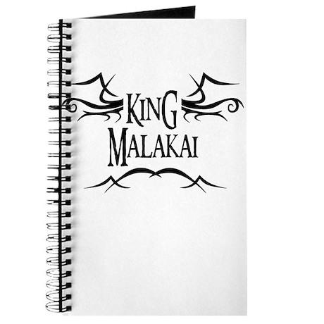 King Malakai Journal
