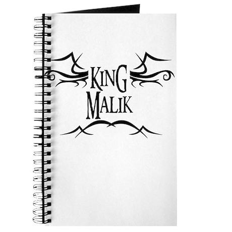 King Malik Journal