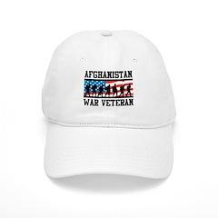 Afghanistan War Veteran Baseball Cap