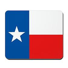 Flag of Texas Mousepad