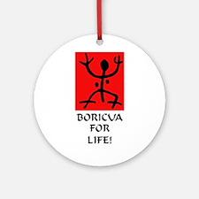 Boricua II Ornament (Round)
