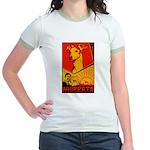 Whippets- WMD Jr. Ringer T-Shirt