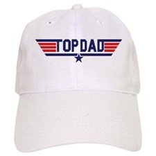 Top Dad Baseball Cap