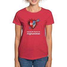 Half Heart Afghanistan Tee
