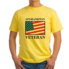 Afghanistan Veteran T