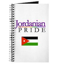 Jordanian Pride Flag Journal