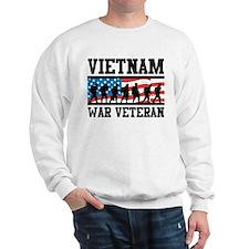 Vietnam War Veteran Sweatshirt