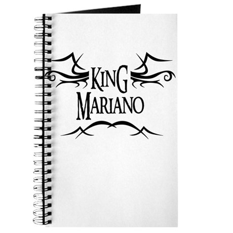 King Mariano Journal