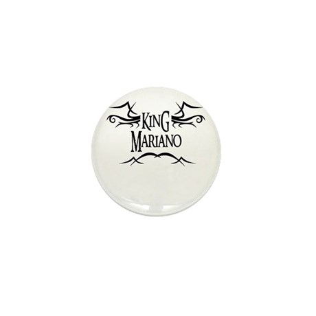 King Mariano Mini Button (10 pack)