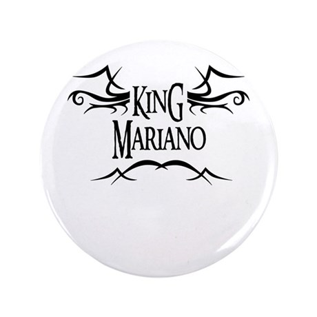 King Mariano 3.5 Button