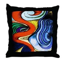 Island Splash - Throw Pillow