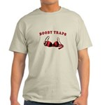 Booby Traps Light T-Shirt