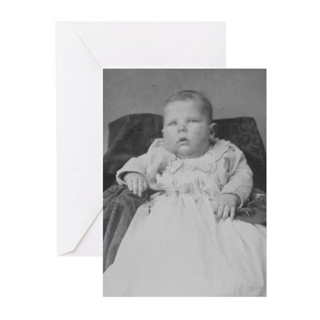Tintype - Greeting Cards (Pk of 10)