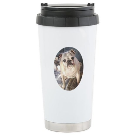 Sweet & Sassy Thelma Stainless Steel Travel Mug