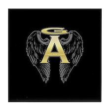 Archangel Wings Tile Coaster