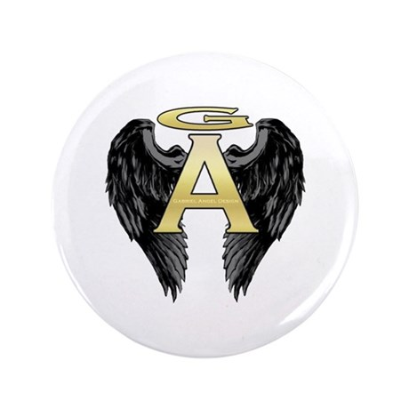 """Archangel Wings 3.5"""" Button (100 pack)"""