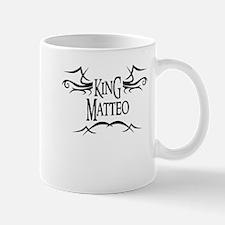 King Matteo Small Small Mug