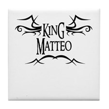 King Matteo Tile Coaster