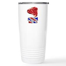 Steak your time Travel Mug