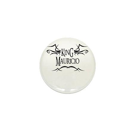 King Mauricio Mini Button
