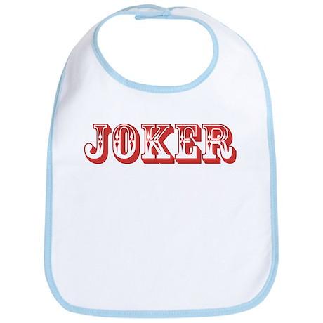 Joker Bib