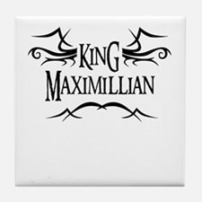 King Maximillian Tile Coaster